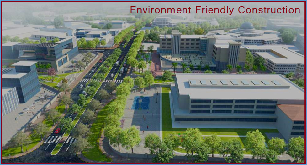 Positive Effects of The Environment Friendly Construction by The Real Estate Sector